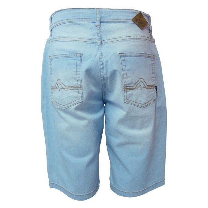 Bermuda Jeans Quiksilver Artor Delave
