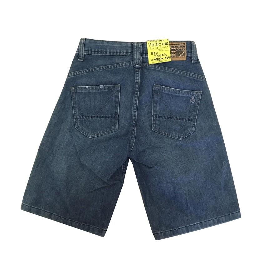 Bermuda Jeans Volcom Ergo Juvenil
