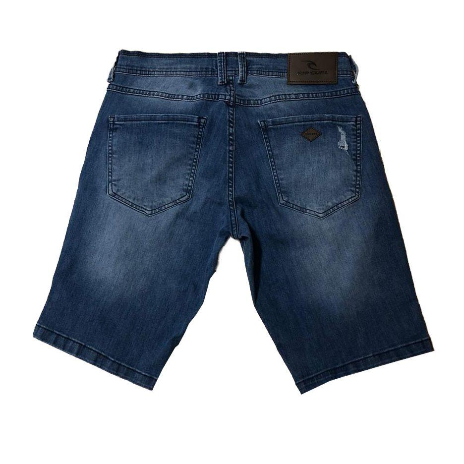 Bermuda Jeans Rip Curl Classic Blue