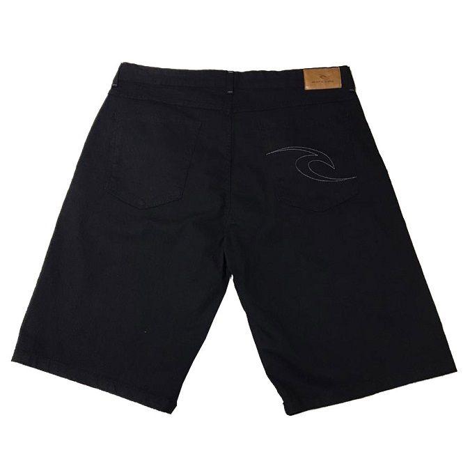 Bermuda Jeans Rip Curl Wave Icon