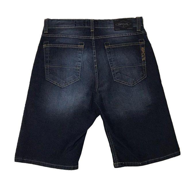 Bermuda Jeans Rip Curl Worn