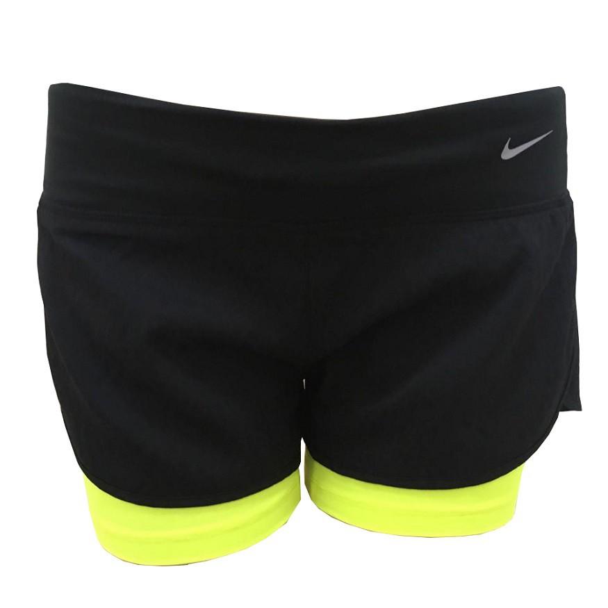 Bermuda Nike Rival Jacquard 2In1 Feminina