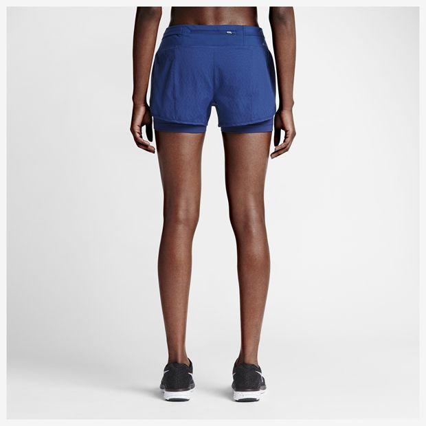 Bermuda Nike Rival Jacquard 3 Feminina