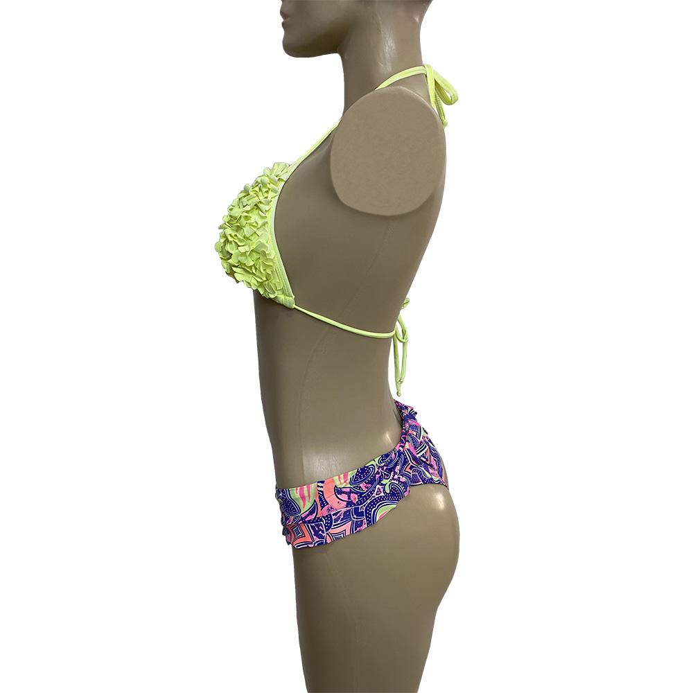 Biquíni Proside Cortininha 3D Feminino