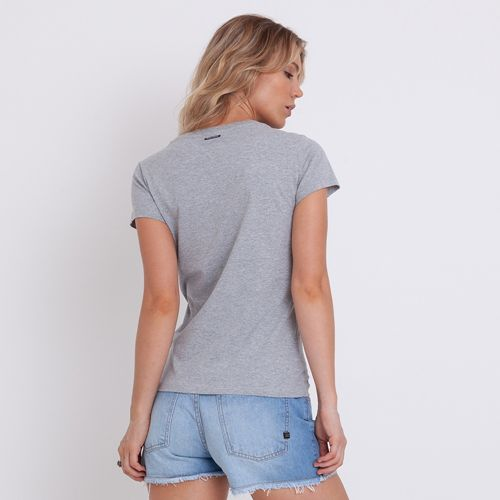 Blusa Billabong Lush Basic Feminina
