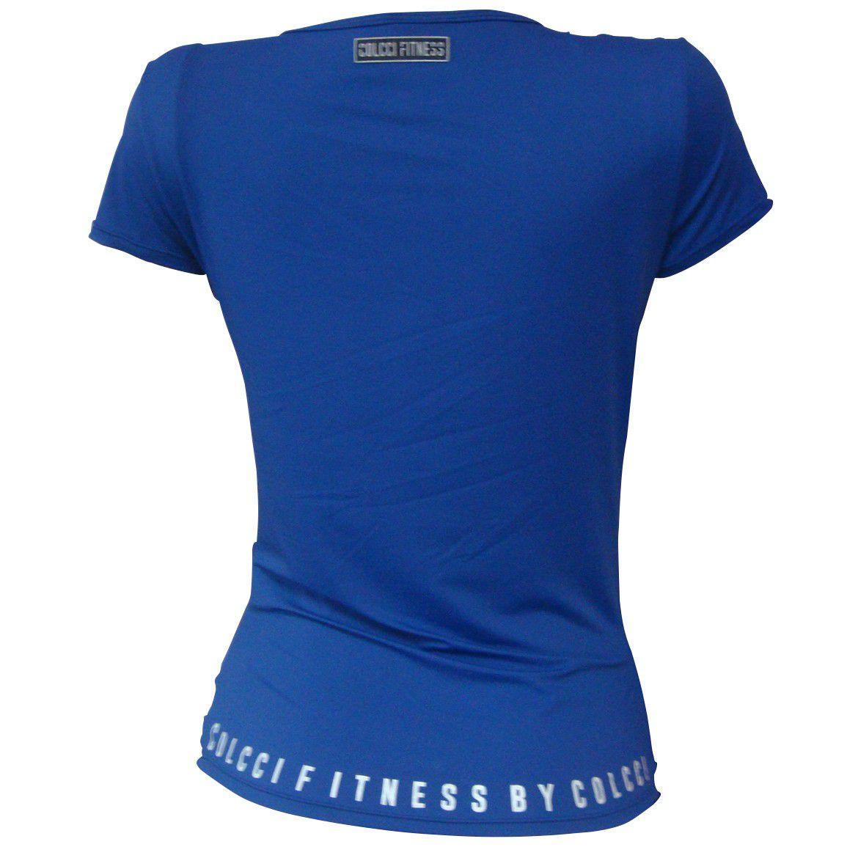 Blusa Colcci Fitness Estampada