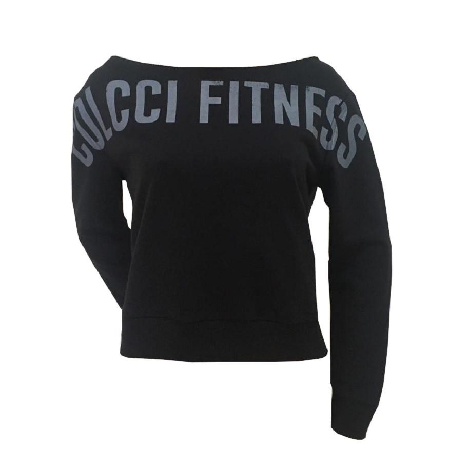 Blusão Moletom Colcci Fitness Feminino