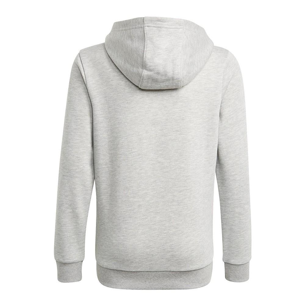 Blusão Moletom Adidas com Capuz Essentials JUVENIL