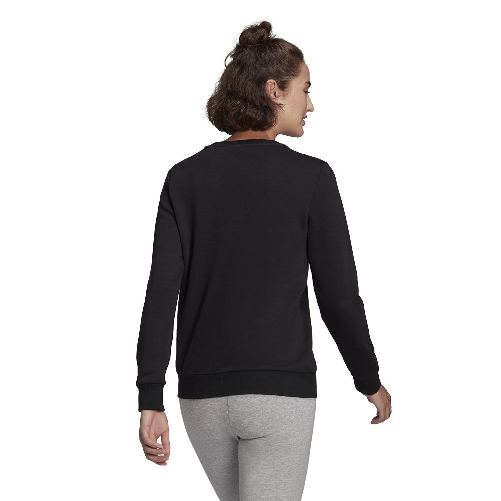 Blusão Moletom Adidas Essentials Logo Feminino