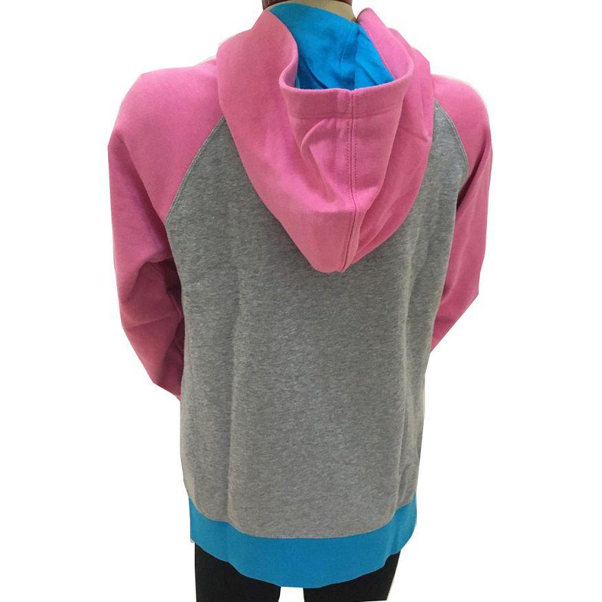Blusão Nike FZ Hoody YTH Feminino JUVENIL