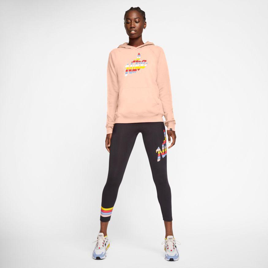 Blusão Nike Sportswear Fleece Pullover Feminino