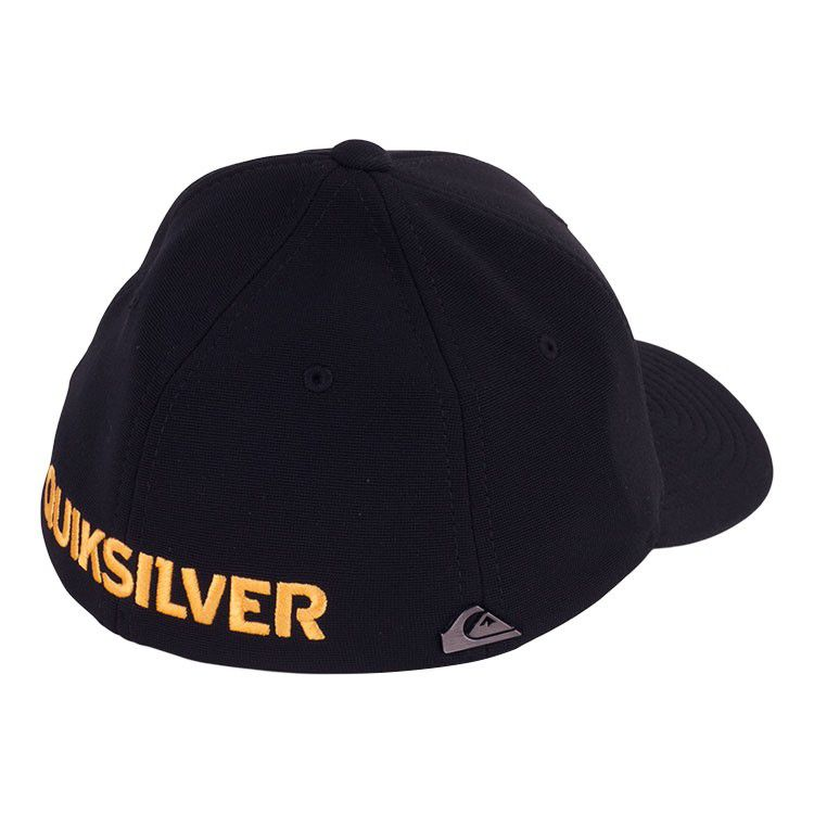 Boné Quiksilver Hitter Youth Curved