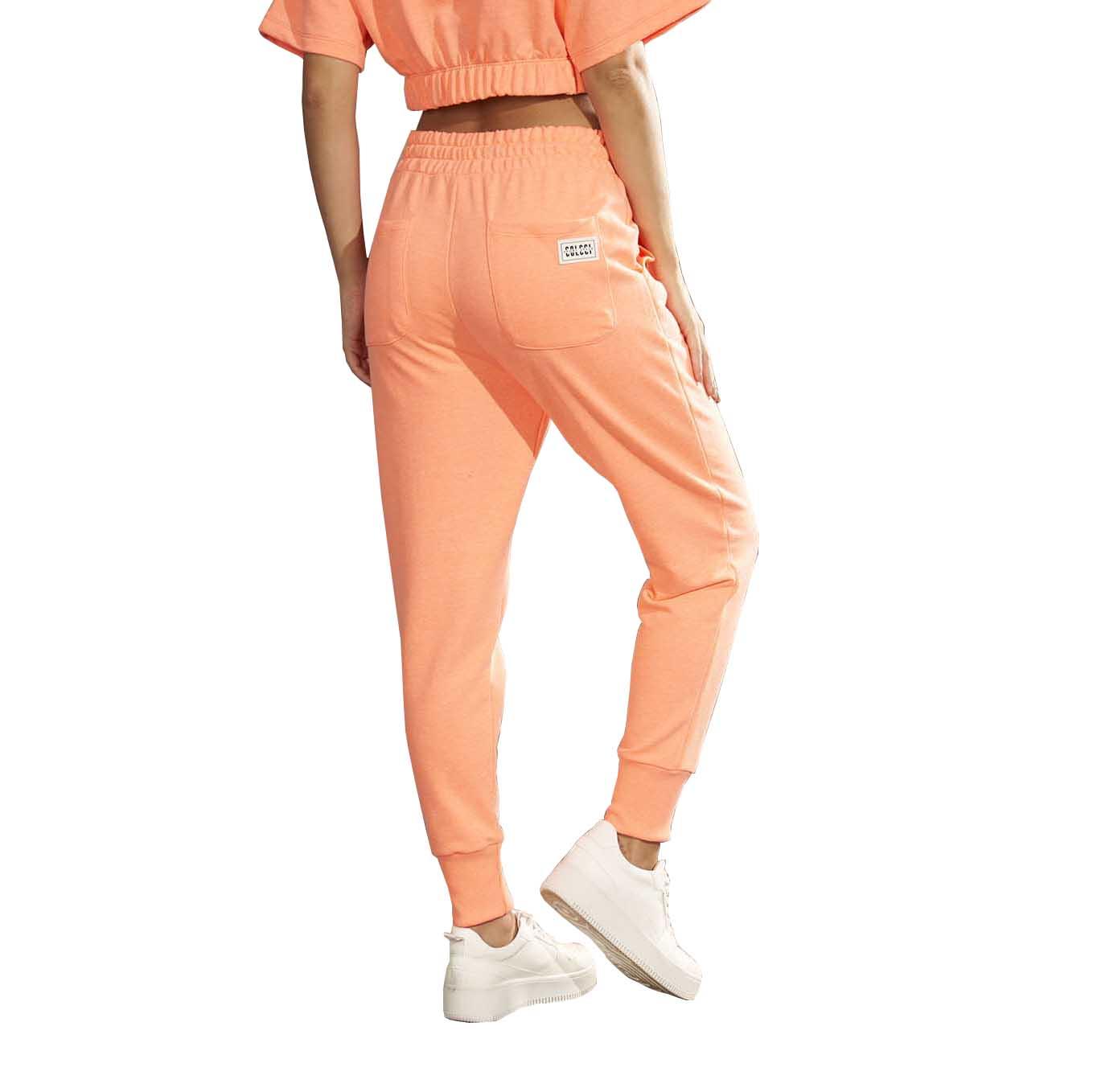 Calça de Moletom Colcci Pumpkin Feminina