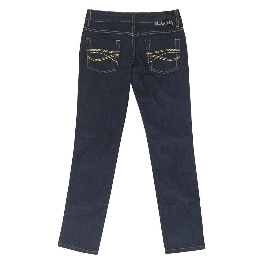 Calça Jeans Billabong Billy Girls II Juvenil