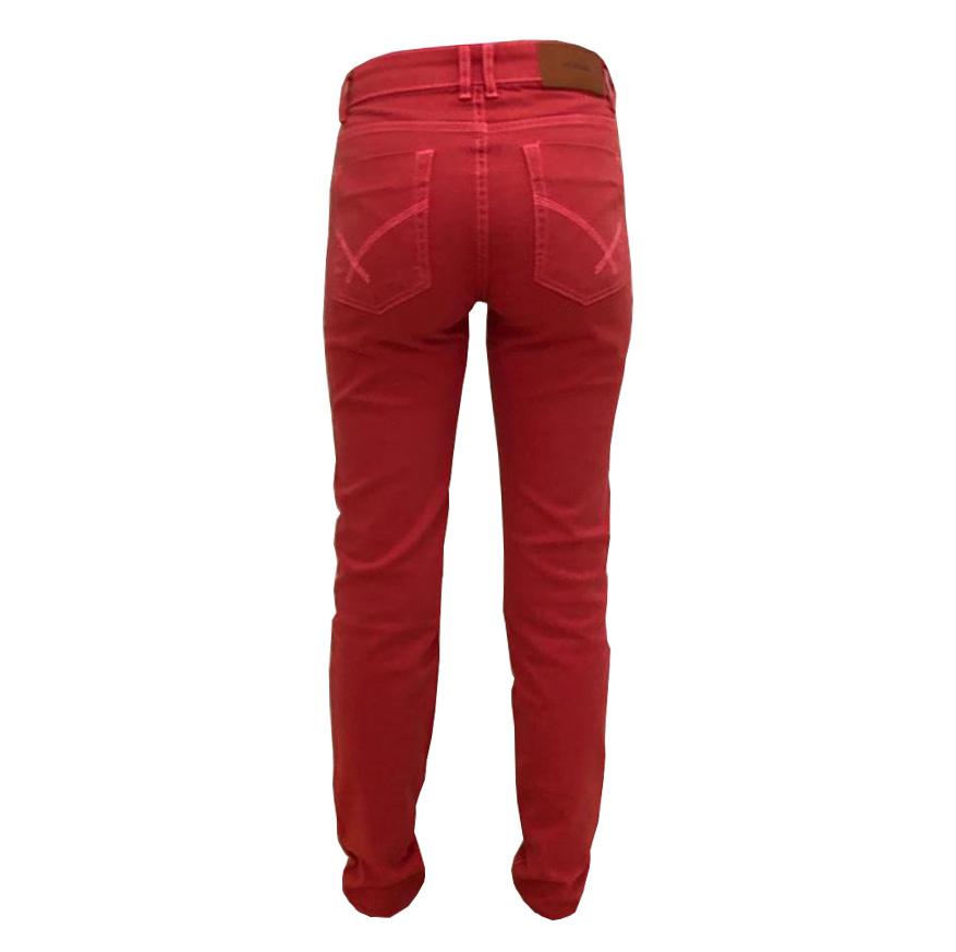 Calça Jeans Billabong Sarja Shine Feminina