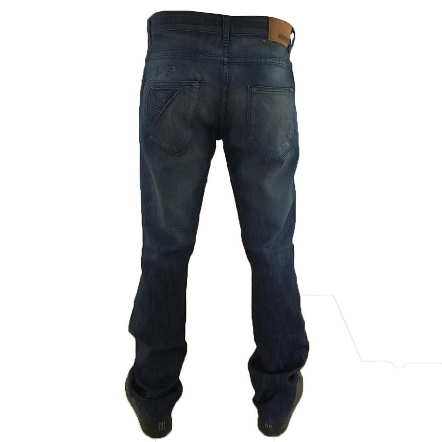 Calça Jeans Quiksilver Slim Gel I