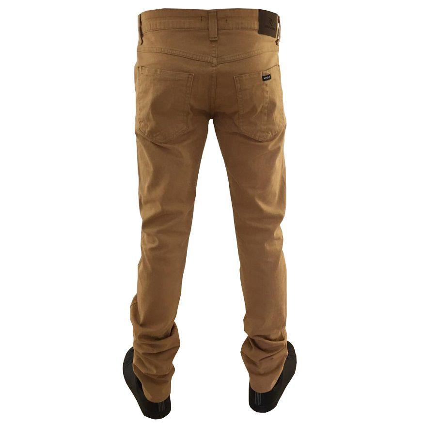 Calça Jeans Rip Curl Color Khaki