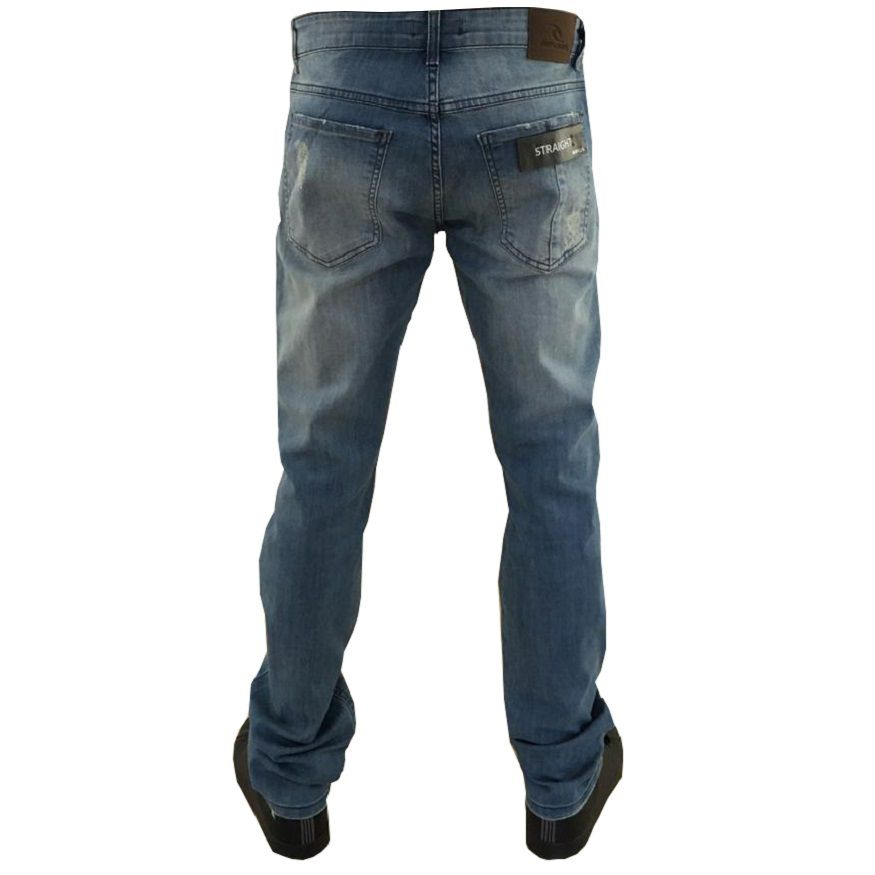 Calça Jeans Rip Curl Destroyed