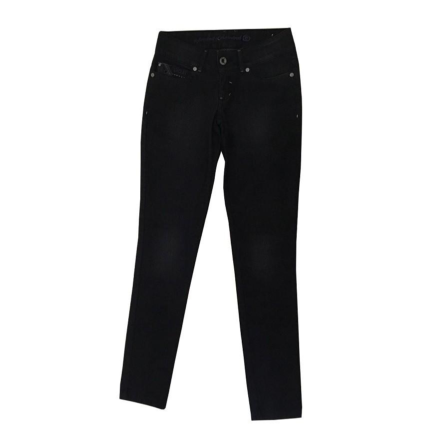 Calça Jeans Rip Curl Leather Feminina