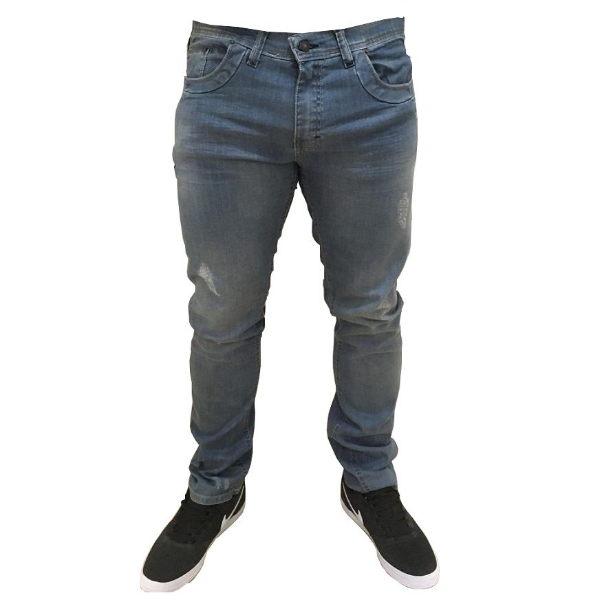 Calça Jeans Rip Curl Straight Aged Indigo