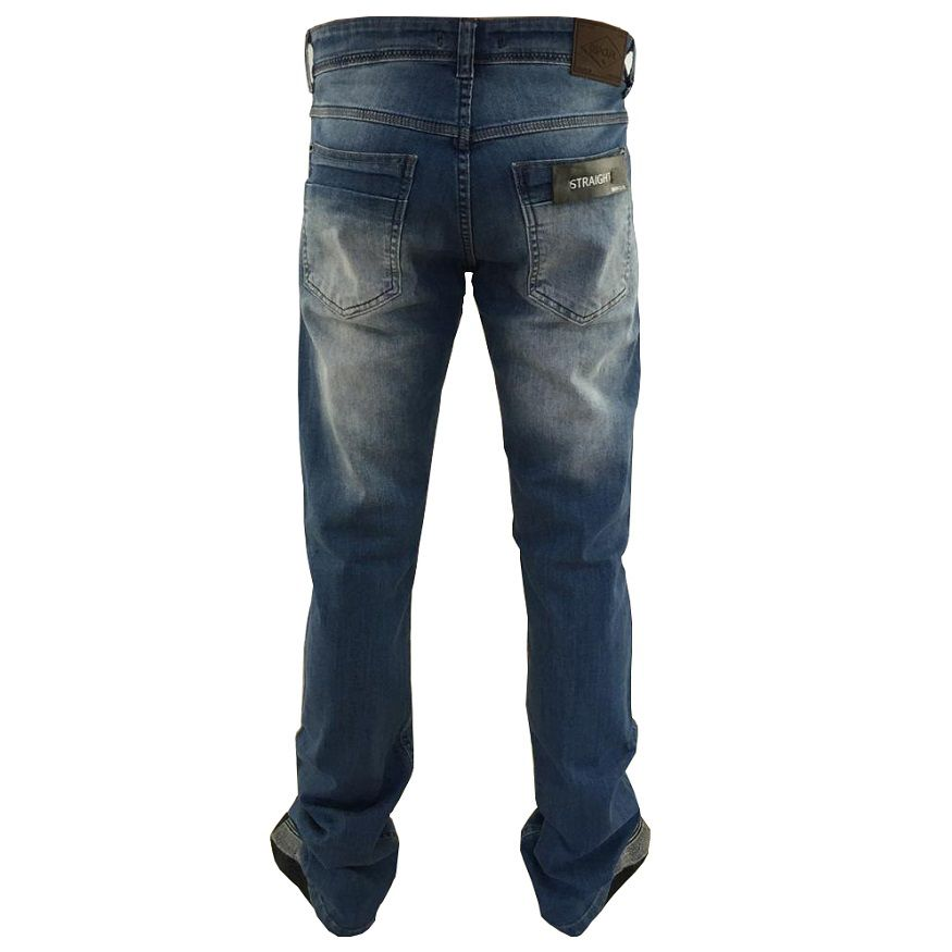 Calça Jeans Rip Curl Straight Washed