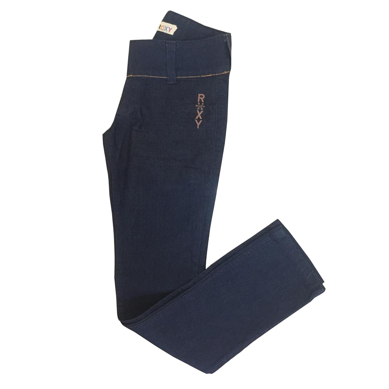 Calça Jeans Roxy Slim Fit Feminina
