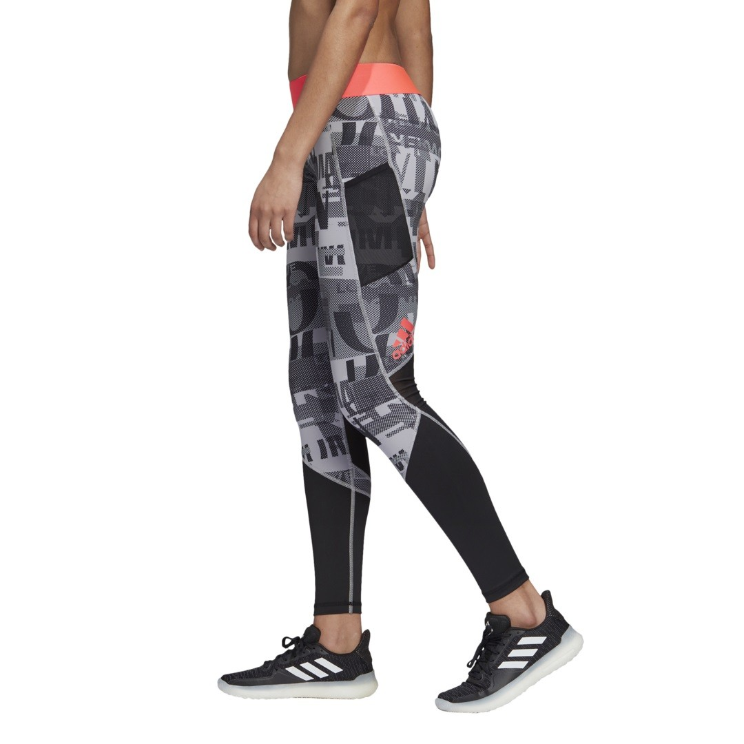 Calça Legging Adidas Alphaskin Iterations