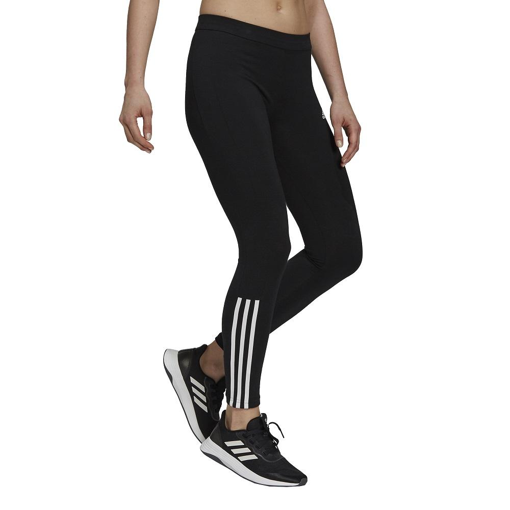 Calça Legging Adidas Double Knit 3 Stripes Feminina