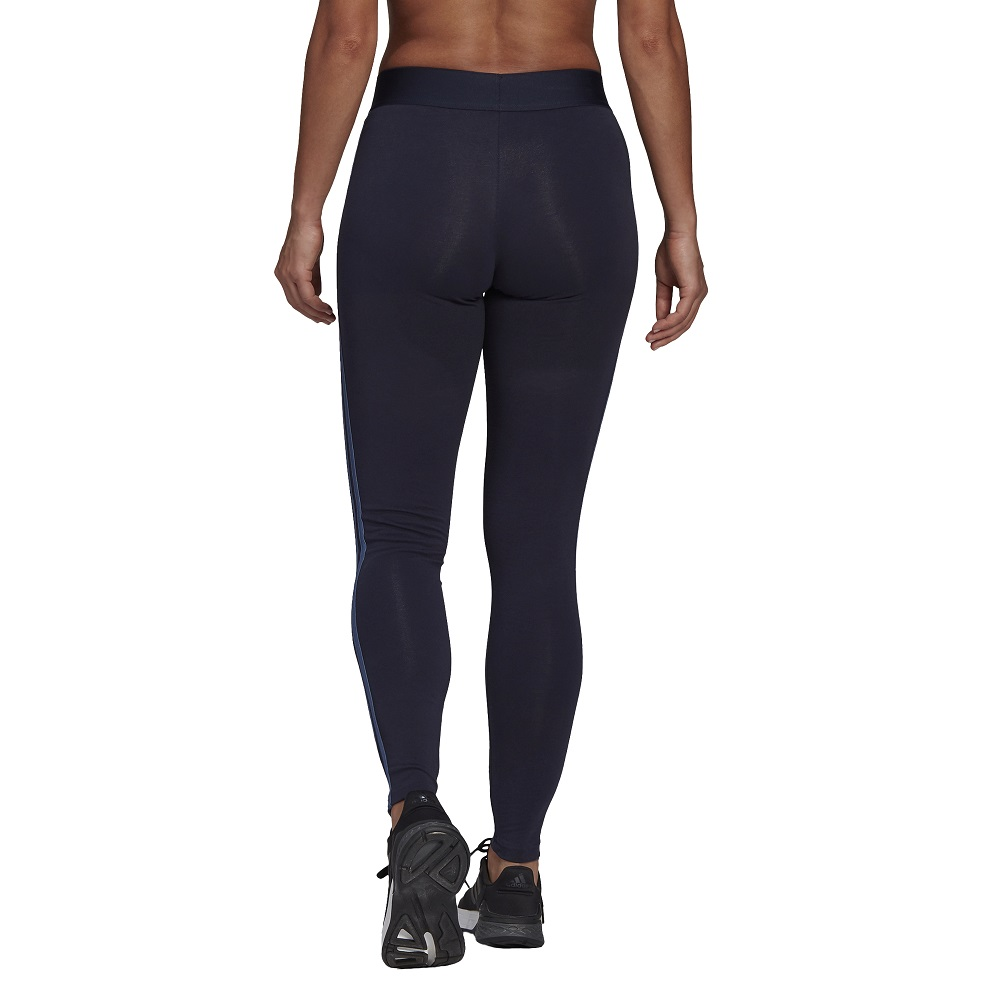 Calça Legging Adidas Essentials 3 Stripes