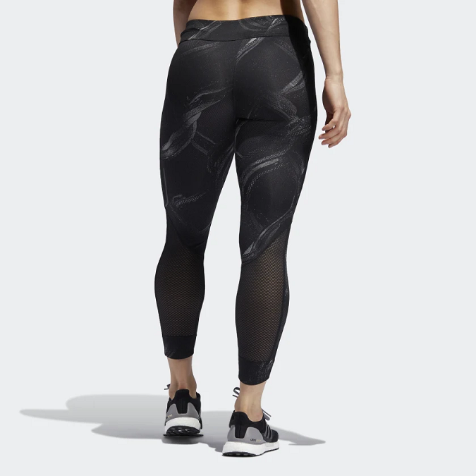 Calça Legging Adidas Own The Run 7/8 Fences