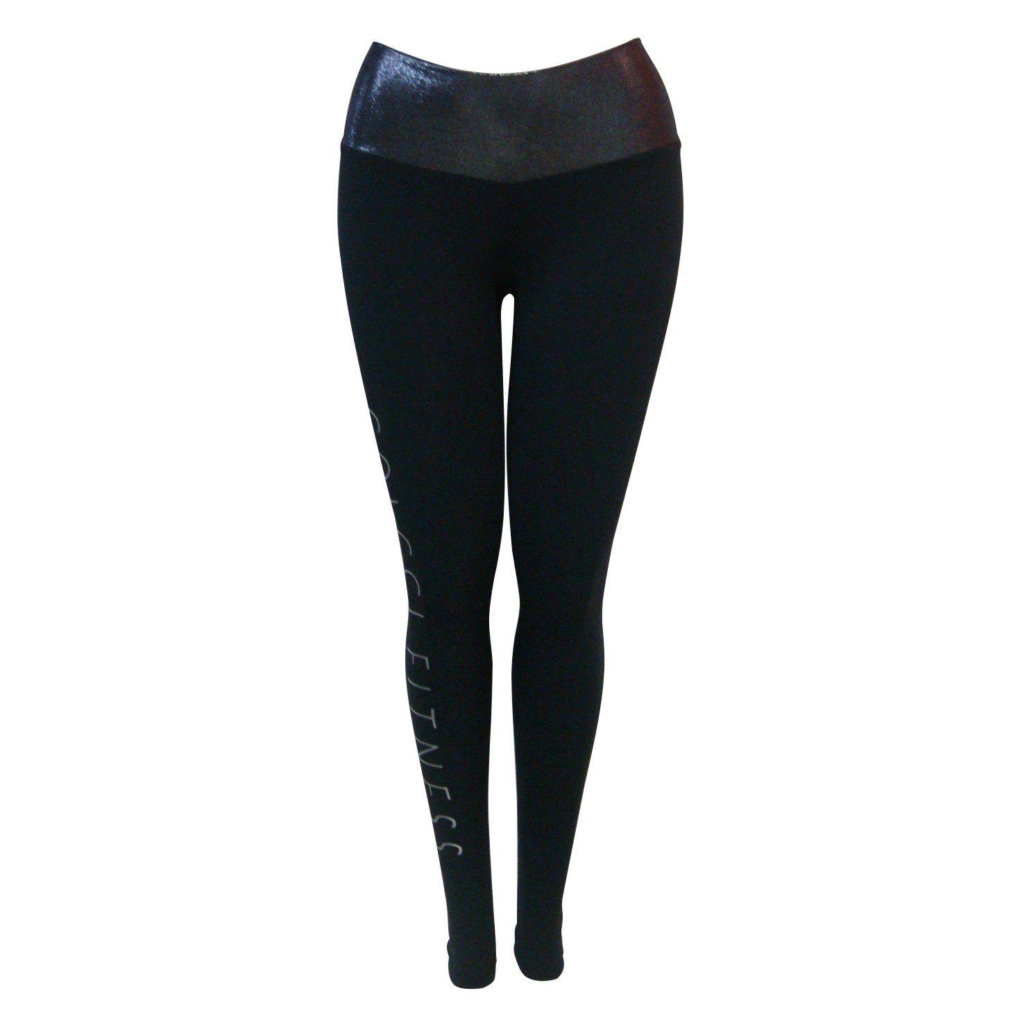 Calça Legging Colcci Fitness Estampada Feminina