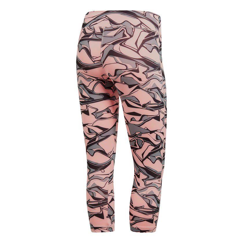 Calça Corsário Adidas Design 2 Move Feminina