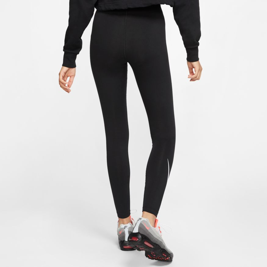 Calça Legging Nike Swoosh Sportswear Leg-A-See Feminina