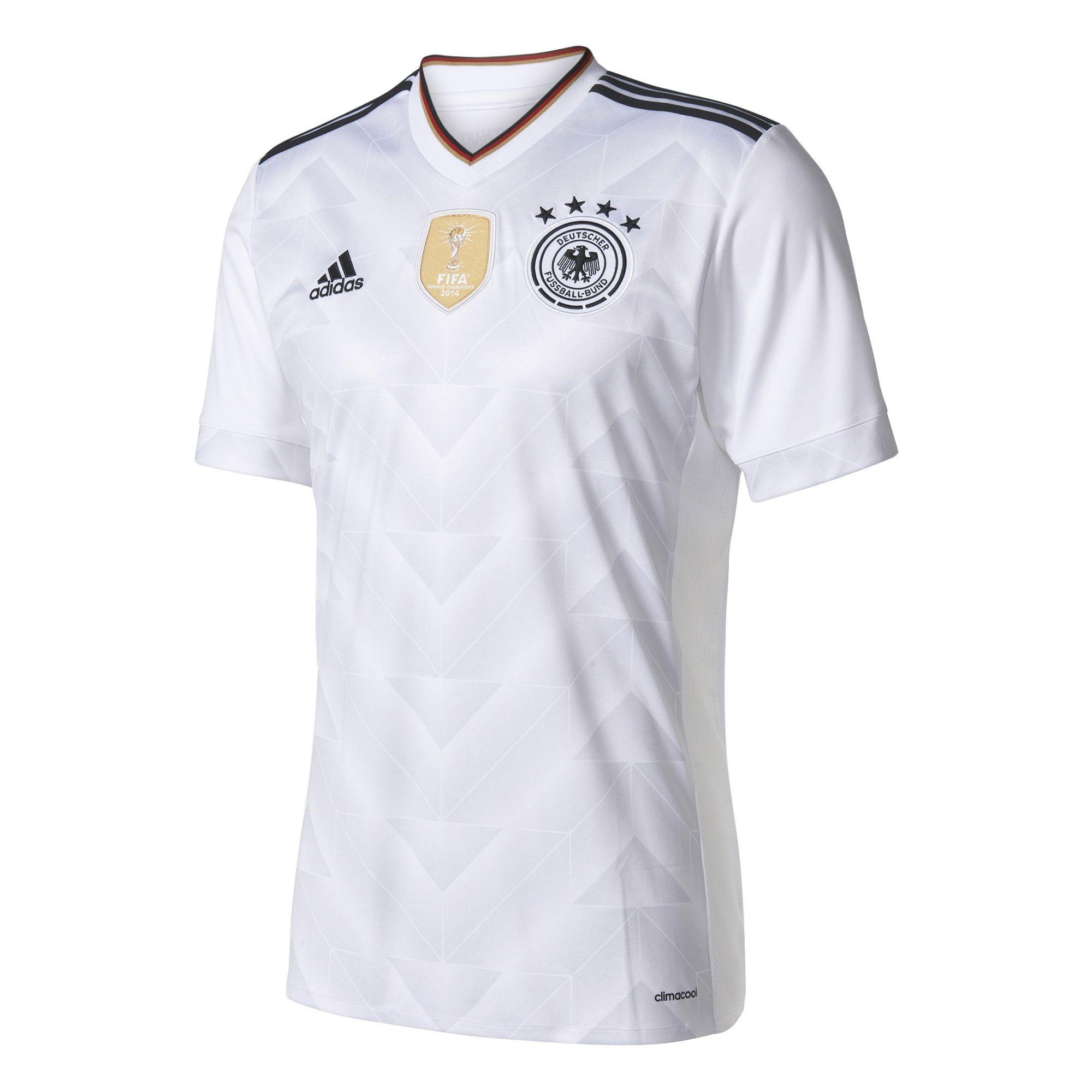 4b9bc03bf1a Camisa Adidas Alemanha 1 Ref.B47873 - Sportland