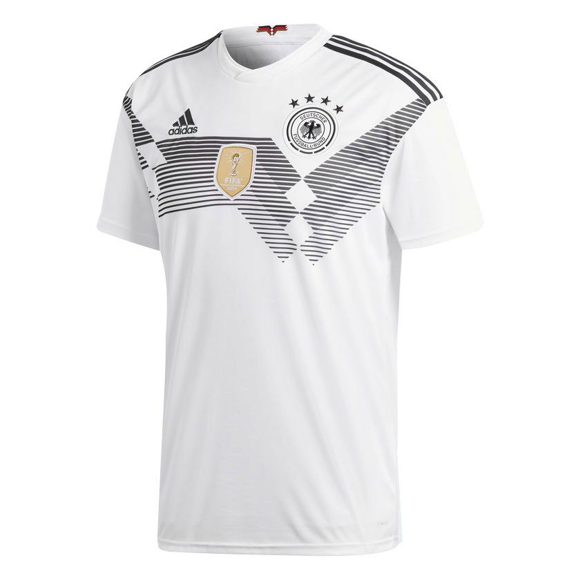 Camisa Adidas Alemanha 1 2017/2018