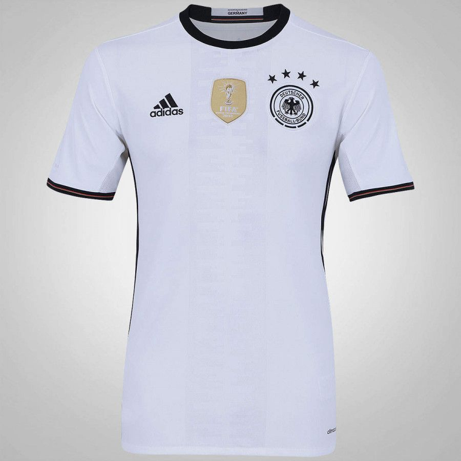 Camisa Adidas Alemanha I 2016 Ref AI5014 - Sportland a591890f56c37