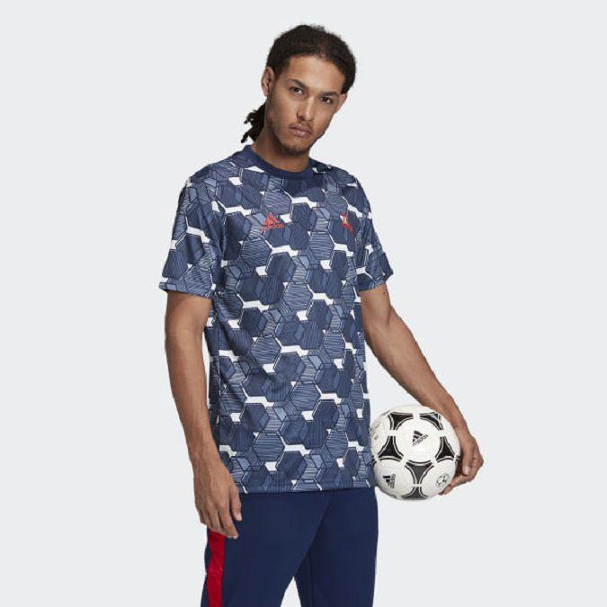 Camisa Adidas AOP Tango