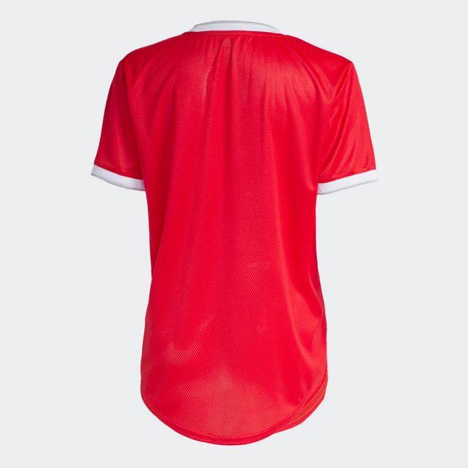 Camisa Adidas Internacional I 2020 Feminina