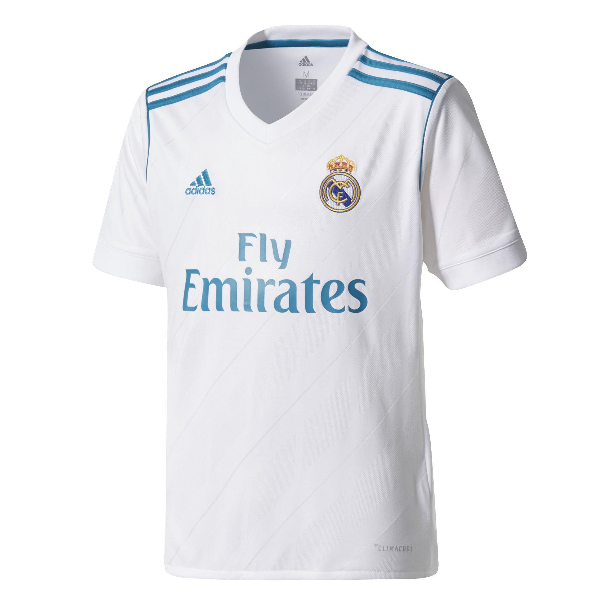 Camisa Adidas Real Madrid 1 JUVENIL