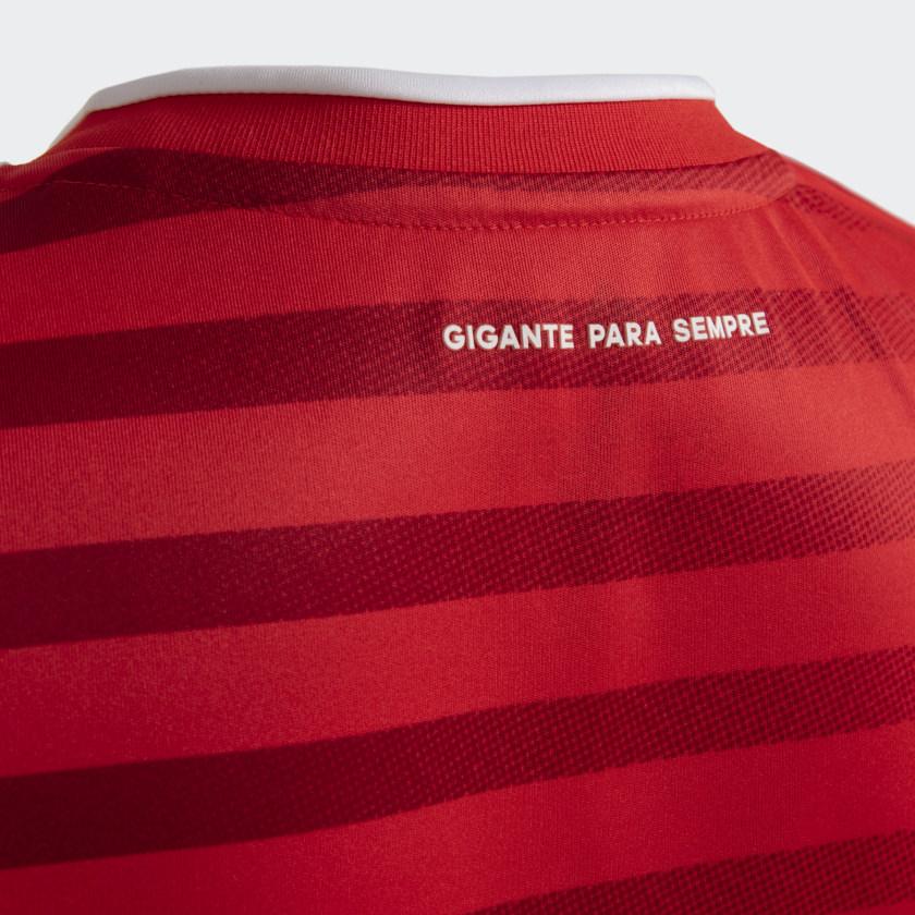 Camisa Adidas S.C Internacional I 2021 Feminina