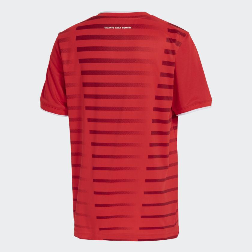 Camisa Adidas S.C Internacional I 2021 INFANTIL