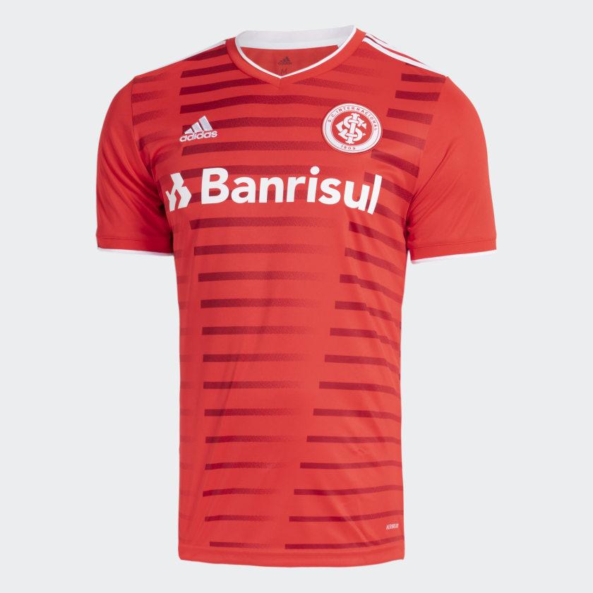 Camisa Adidas S.C Internacional I Masculina