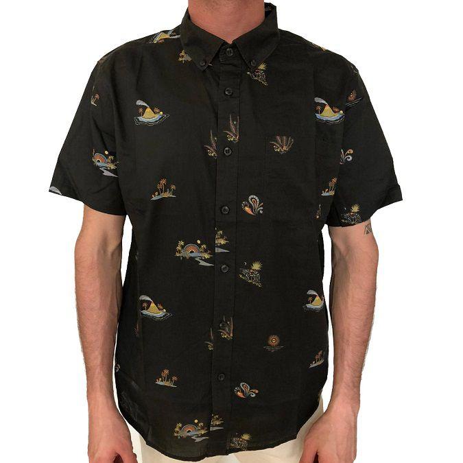 Camisa Billabong Sundays Mini