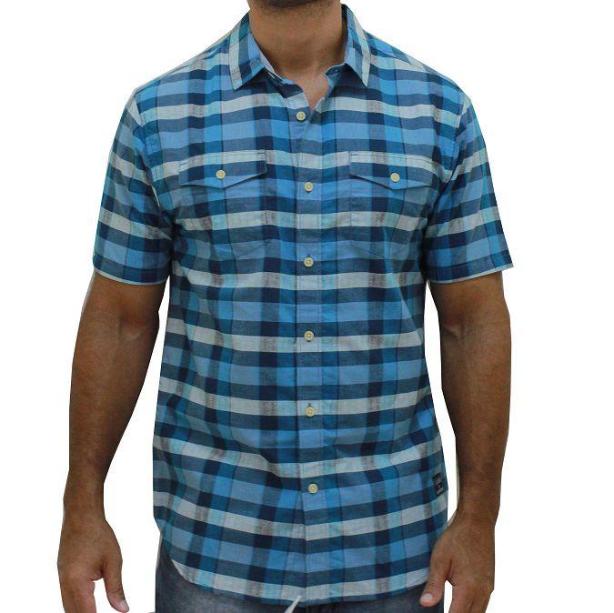 Camisa Billabong UpLand SS Listrada