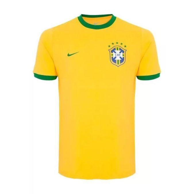 Camisa Nike Brasil Copa de 2018