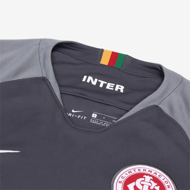 Camisa Nike Internacional 3 2018 Sem Número Feminina