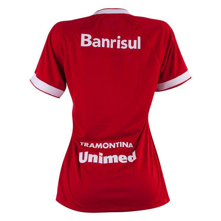Camisa Nike Internacional I 14/15 s/nº Feminina