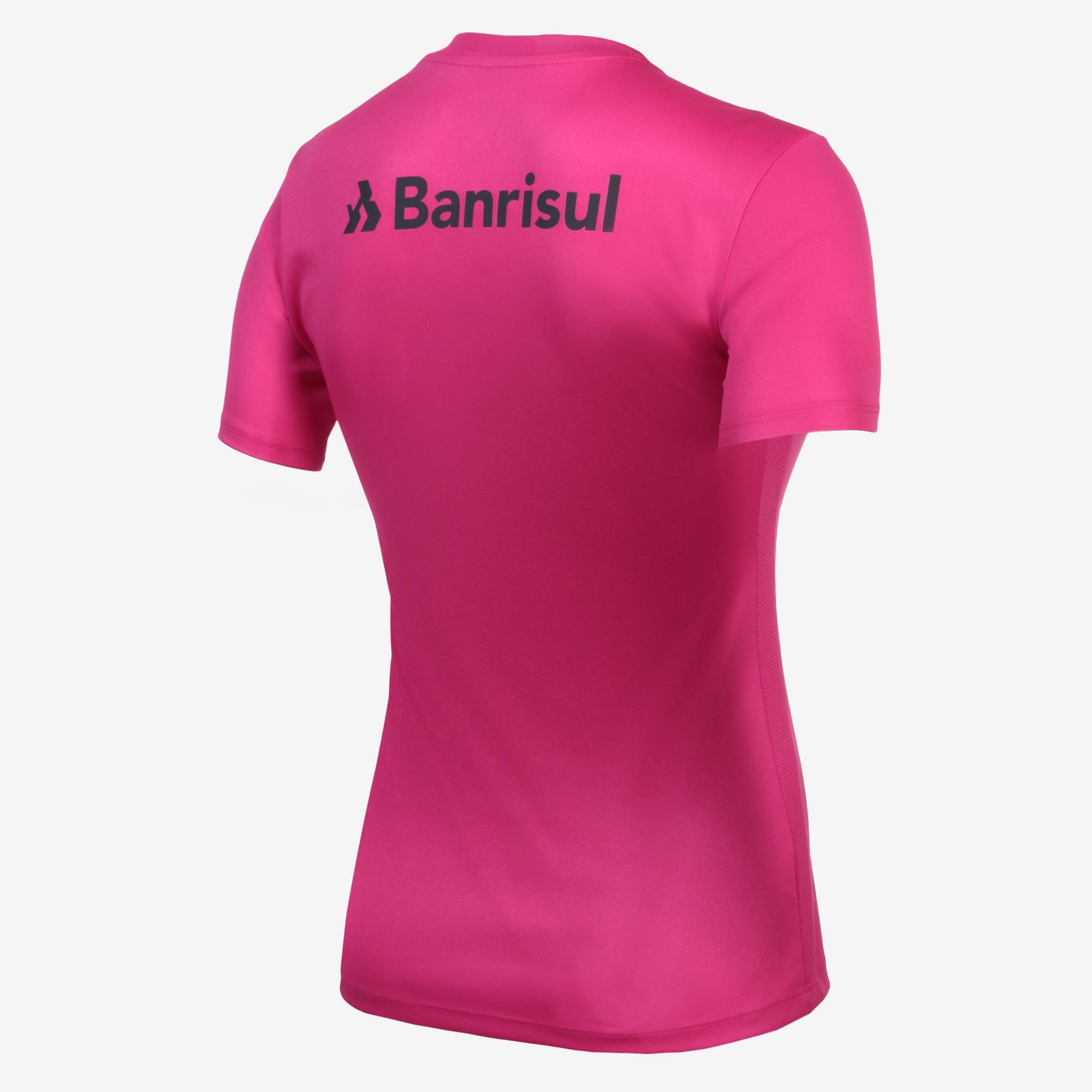 Camisa Nike Internacional Outubro Rosa Feminina