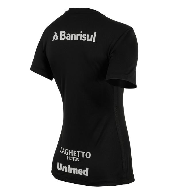 Camisa Nike Internacional III 2019/20 Torcedor Feminina