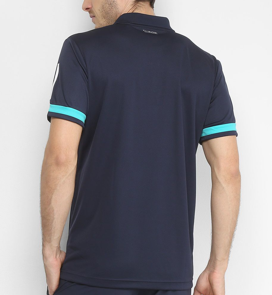 Camisa Polo Adidas Club 3STR